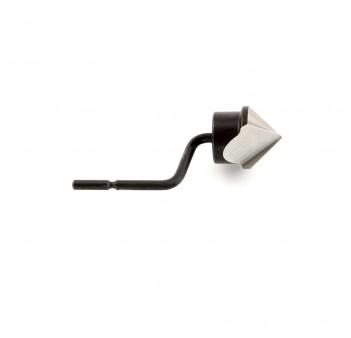 1pcs  Deburring System External Countersinks Blades NOGA type EX18 EX2001
